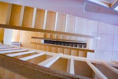 楼梯,最高一层,至善论 免版税图库摄影