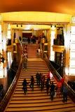 楼梯,杜比剧院,好莱坞 库存图片