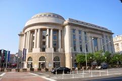 楼dc里根・罗纳德・华盛顿 免版税库存图片