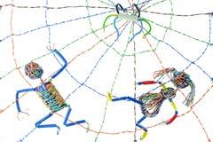 概念互联网万维网 库存照片