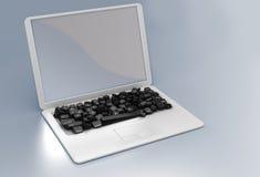 概念互联网语言种类 免版税库存图片