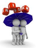 概念保险 免版税库存照片