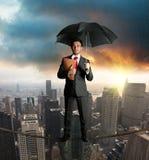 概念保险 免版税库存图片