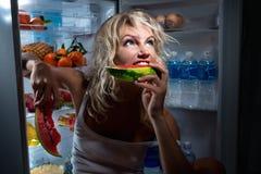 概念吃健康 免版税图库摄影