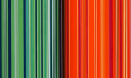 概念性绿色和红色多色高科技抽象纹理背景 向量例证