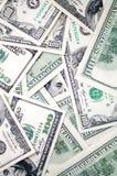 概念性财务照片远见 免版税库存图片