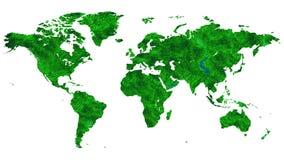 概念拯救世界 图库摄影