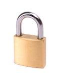概念挂锁安全 免版税库存图片