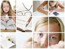 概念教育 图库摄影