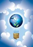 概念新的世界 免版税库存图片