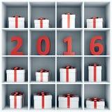 概念新年度 免版税库存照片