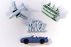 概念旅行 免版税库存图片