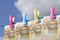 概念欧元 免版税图库摄影