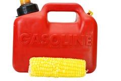 概念玉米能源 免版税库存图片