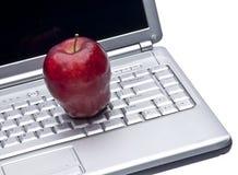 概念电子教学 免版税库存照片