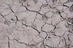 概念破裂全球地面温暖 免版税库存照片