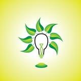 概念穿上忘记全球绿色t温暖 库存照片