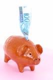 概念经济 免版税库存图片