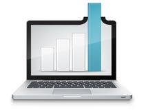 概念统计数据 免版税图库摄影