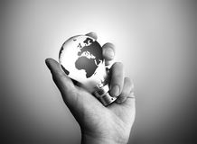 概念能源 免版税库存照片