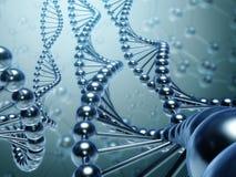 概念脱氧核糖核酸 向量例证