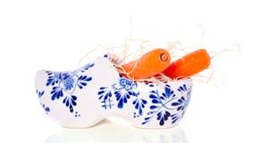 概念荷兰语鞋子sinterklaas 免版税库存图片