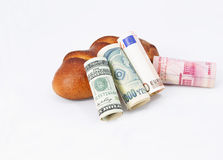 概念财务全球市场 免版税库存照片