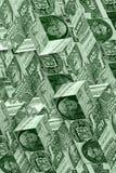 概念货币墙壁 免版税图库摄影