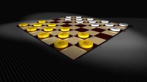 概念货币比赛 向量例证