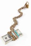 概念货币证券 免版税库存照片