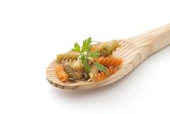 概念食物意大利语 库存照片