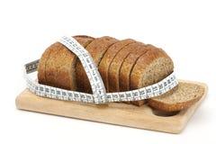 概念饮食 免版税库存图片