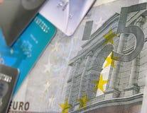 概念财务 图库摄影