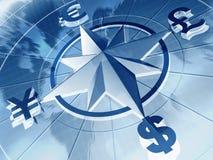 概念货币 免版税库存图片