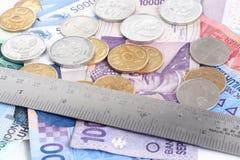概念-成本控制 免版税库存图片