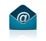 概念e邮件 免版税库存图片