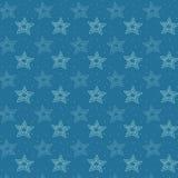 概略星背景 免版税图库摄影