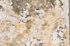 概略的石岩石背景纹理 免版税库存照片