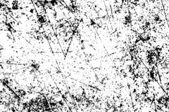 概略的难看的东西都市纹理 多灰尘的表面沾染以噪声、五谷和抓痕 库存照片