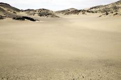 概要海岸徒步旅行队 免版税库存图片