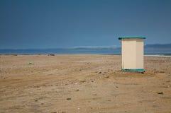概要海岸 免版税库存图片