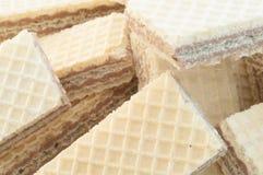 榛子薄酥饼美好的宏指令  库存照片
