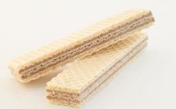 榛子薄酥饼美好的宏指令  免版税库存图片