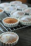 榛子蛋糕 库存图片