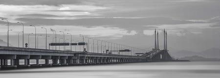 槟榔岛桥梁 免版税库存照片