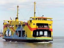 槟榔岛轮渡,马来西亚 免版税库存照片