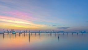 槟榔岛轮渡 库存图片