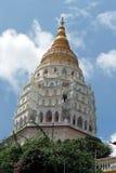 槟榔岛,马来西亚:Kek Lok Si寺庙 图库摄影