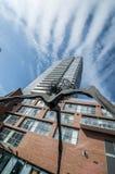 槽坊区的多伦多加拿大公寓房 免版税图库摄影
