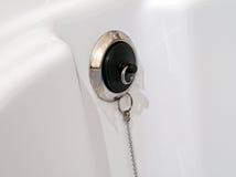 水槽插座 免版税图库摄影
